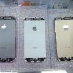 iPhone5Sは「ホワイト&シルバー」「ホワイト&シャンパンゴールド」「ブラック&スペースグレー」の3色展開?!
