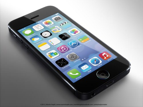Iphone5s mock up 3