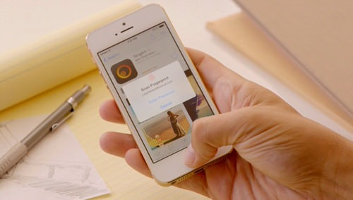 Iphone5s reserve