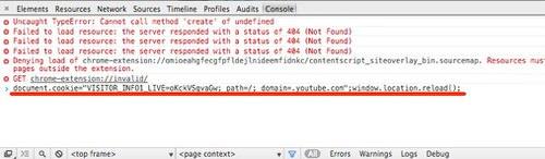 Youtube ad block command 3