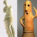 ミロのヴィーナスとほぼ同時代に作られたとは思えないという画像が話題