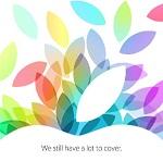 超綺麗な次期iPad発表イベントのiPhone用壁紙