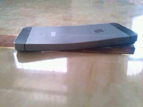 Iphone 5s plie tordu 00