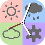 雨の日は早く起きたい!そんな人にオススメなアラームアプリ「遅刻シラーズ」