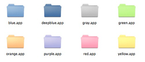 Mac folder color 3