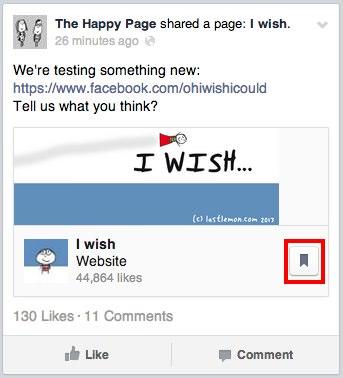 Facebook Save Link 1