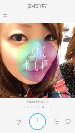 Iphoneapp SnapStory 3