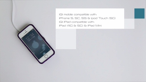 Iqi mobile for iphone 3