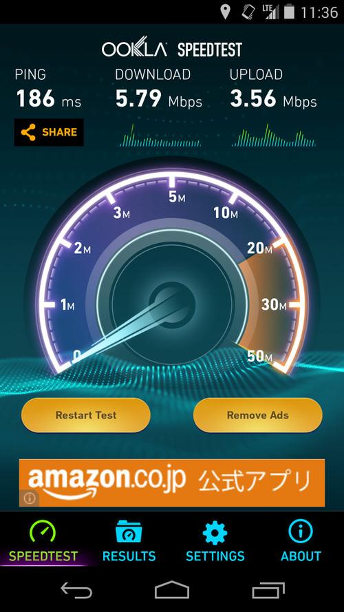 Rakuten broadband 5