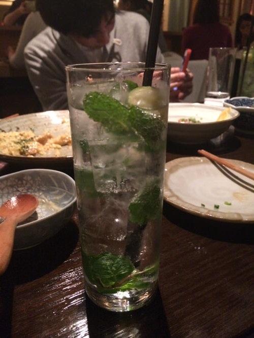 Sakeba nihonsyu sangria mojito 3
