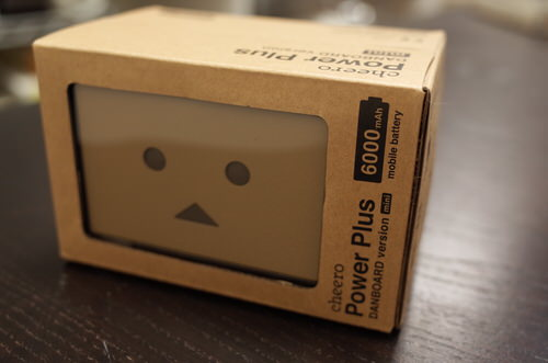 Danbo mini review 1