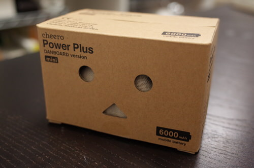 Danbo mini review 2