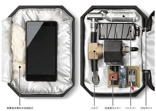 Honda smartphone case n 7