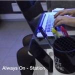 ソファで作業!簡易的にPCデスク環境を作れる「Always On Station」「Slate」