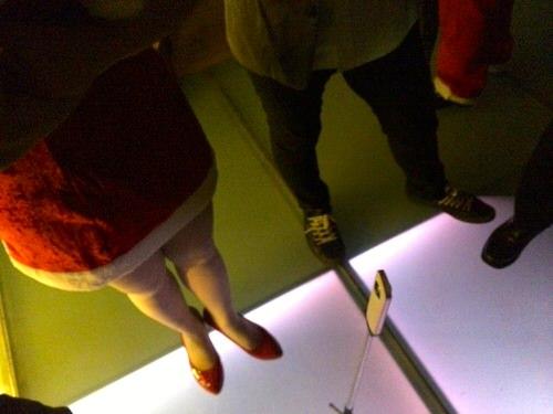 Miniskirt santa 22