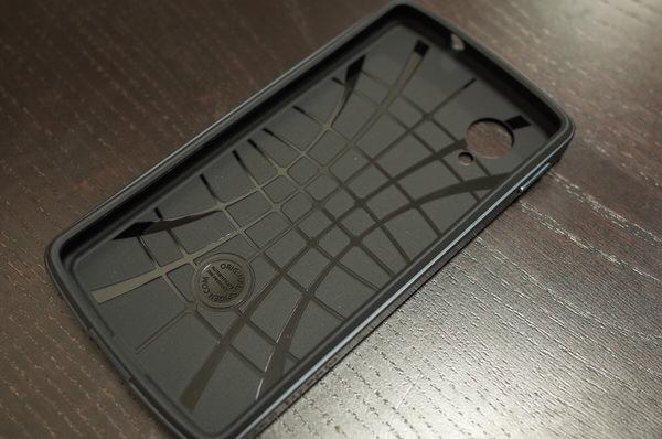 Nexus5 case spigen neo hybrid 2