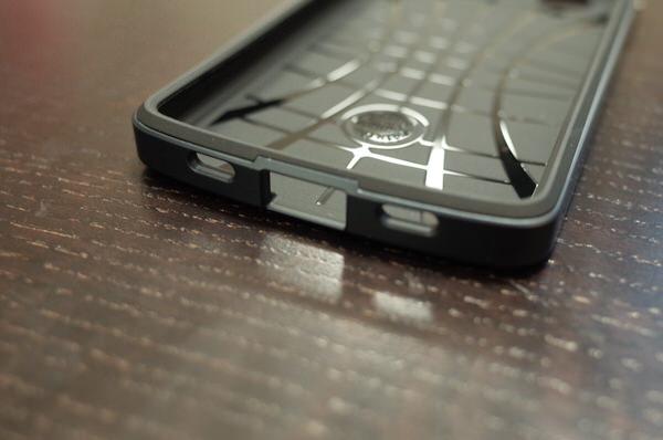 Nexus5 case spigen neo hybrid 3