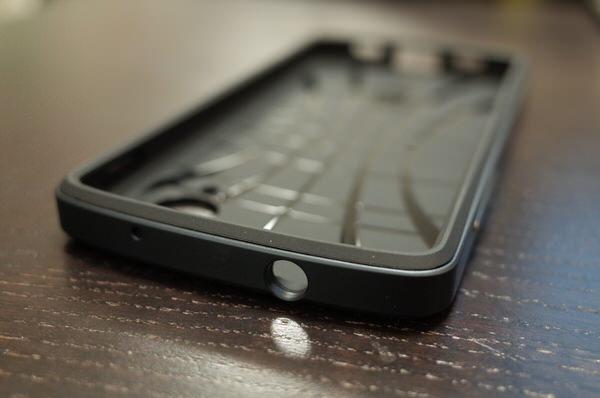 Nexus5 case spigen neo hybrid 5