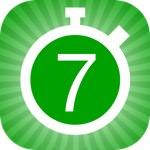 200円→無料!7分間で1時間以上の運動量に匹敵する効果の「7分間エクササイズ」