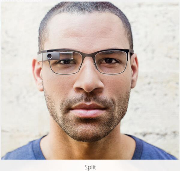Googleglass prescription glasses 1