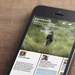 期待のFacebookのニュースリーダーアプリ「Paper」がアメリカでリリースが決定