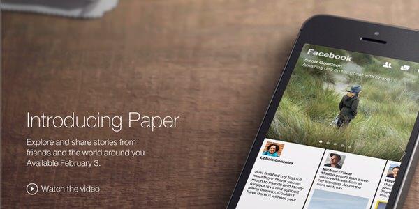 IPhone app paper 1