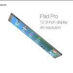 これは欲しい!iPad Proのコンセプト動画が公開