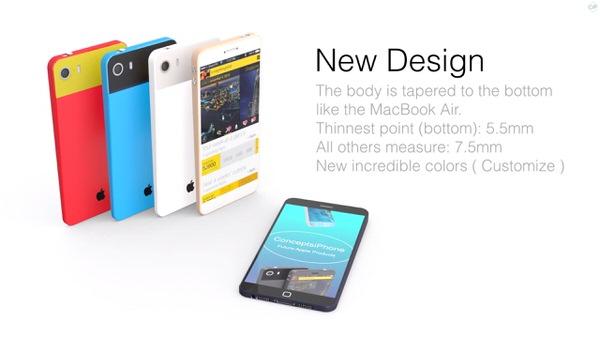 Iphone6 concept 1