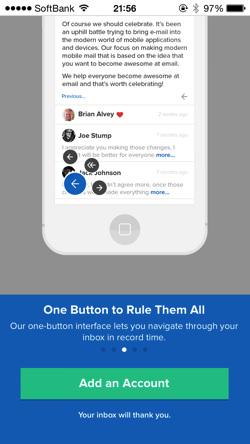 Iphoneapp evomail plus 3
