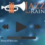 リラックスや作業用BGMに良さそう!雨音とジャズを流してくれるWebサービス「Jazz and Rain」