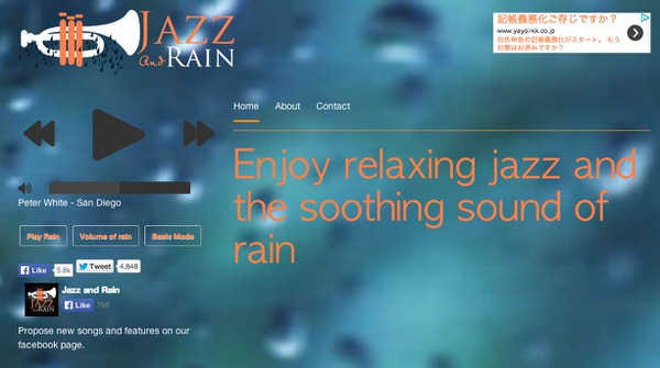 Jazz and Rain Basic - Support for older mobile devices
