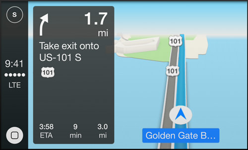Apple carplay 3