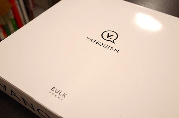 Bulkhomme vanquish 2