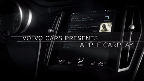 Carplay video 1