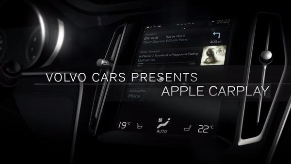 Carplay video 1