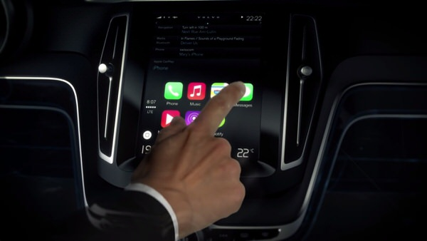 Carplay video 3