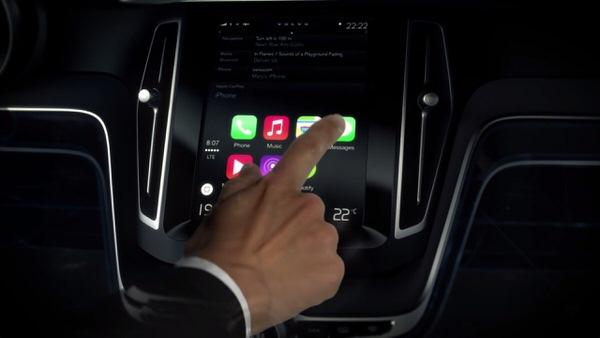 Carplay video 3
