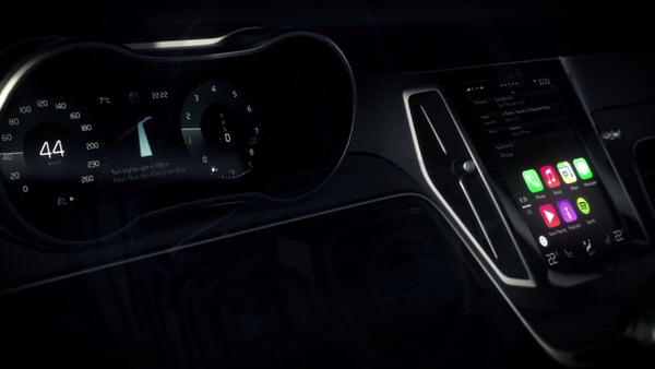 Carplay video 4