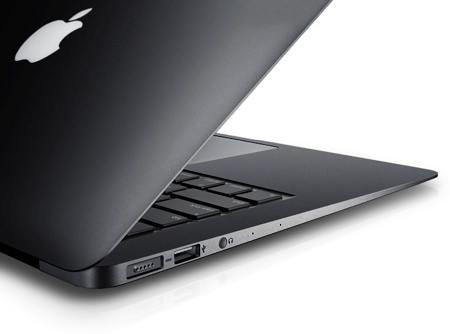Grey macbook