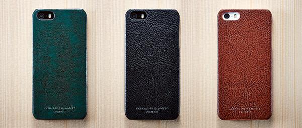Iphone accessory katharine hamnett londin simplism 12