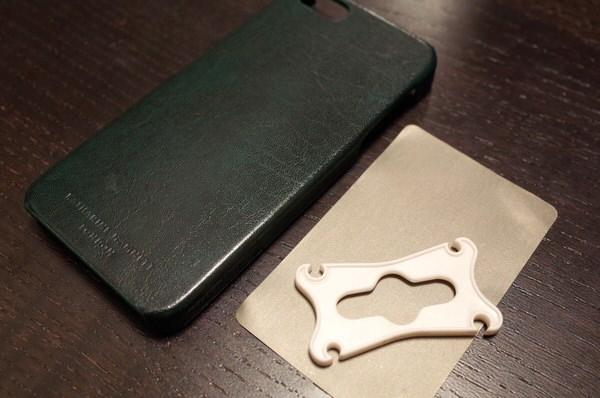 Iphone accessory katharine hamnett londin simplism 3