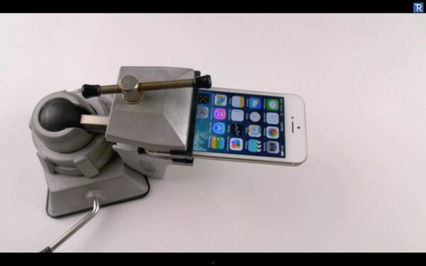 Iphone hammer 1