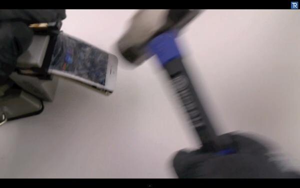 Iphone hammer 3