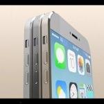ホームボタンがなくなり、LEDフラッシュの形状も変更されたiPhone 6のコンセプト動画