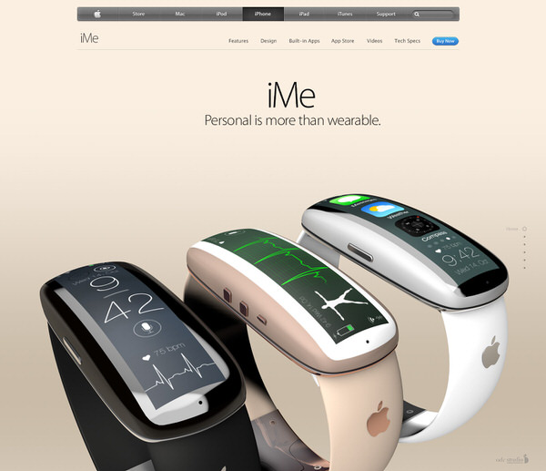 Iwatch concept 1