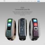 回転するディスプレイを搭載したiWatchのコンセプト画像が公開