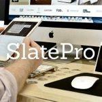 こんな机が欲しい!MacやiPhoneユーザーに合うPCデスク「SlatePro」