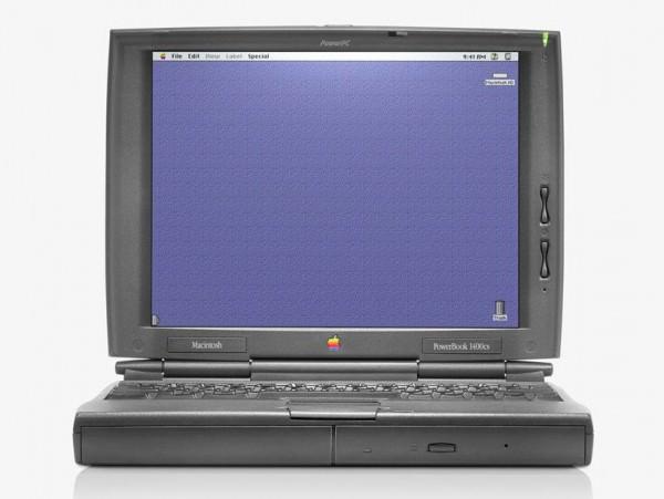13 PowerBook 1400 1996 600x451