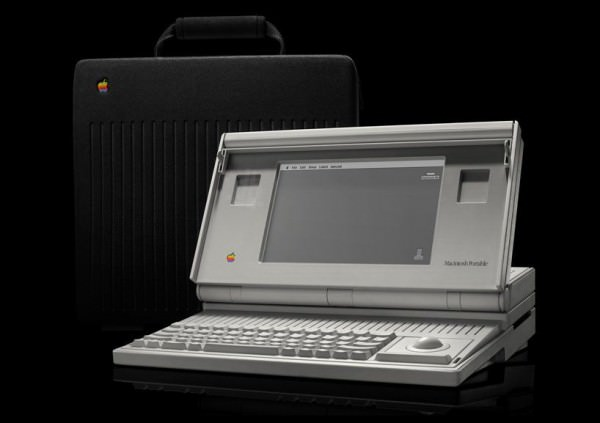 6 Macintosh portable 1989 600x423