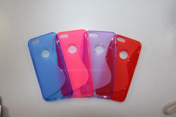Etui Silicone iPhone 6 03
